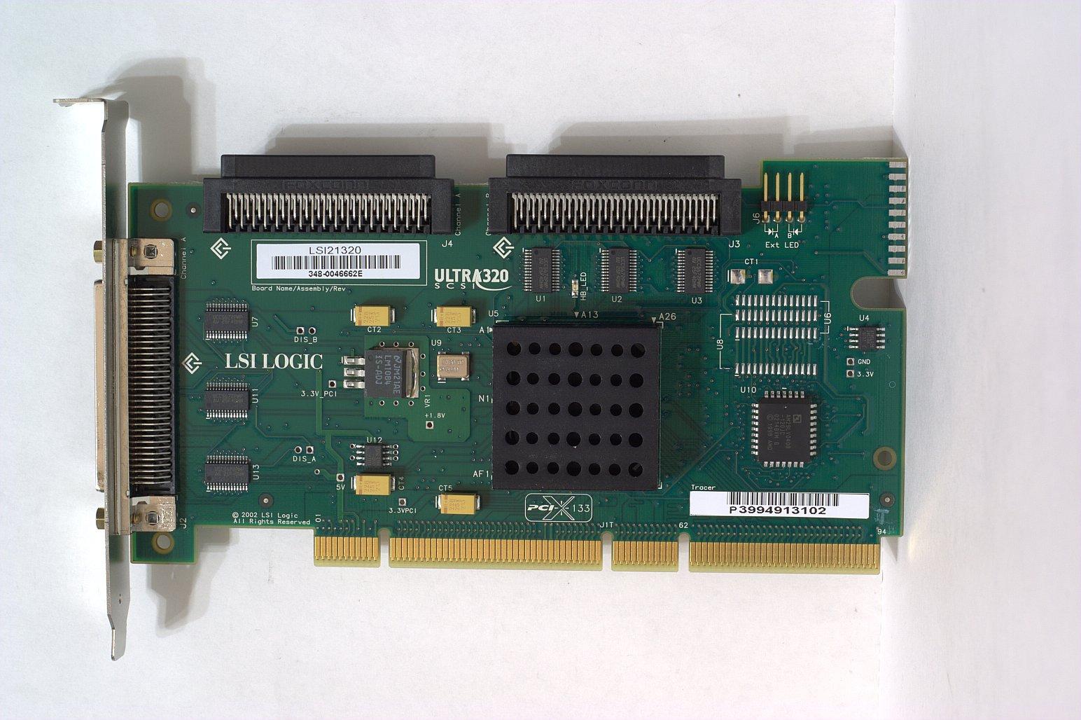 LSI LOGIC FUSION MPT SCSI DRIVER